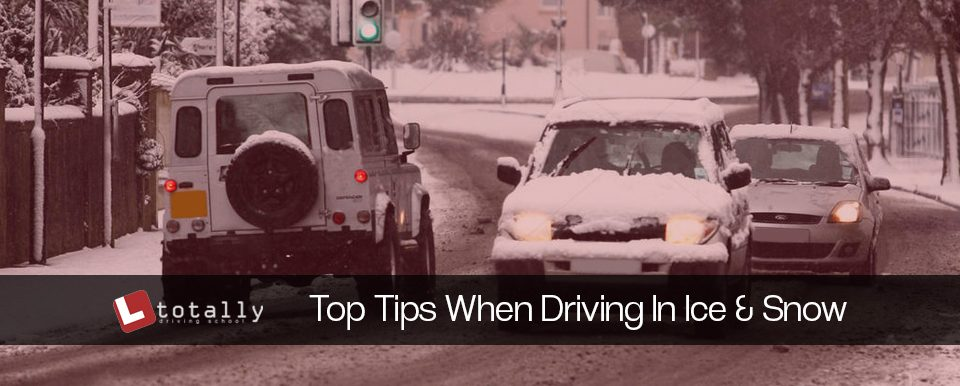 Driving In Ice & Snow