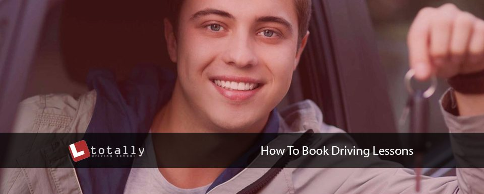 How To Book Driving Lessons