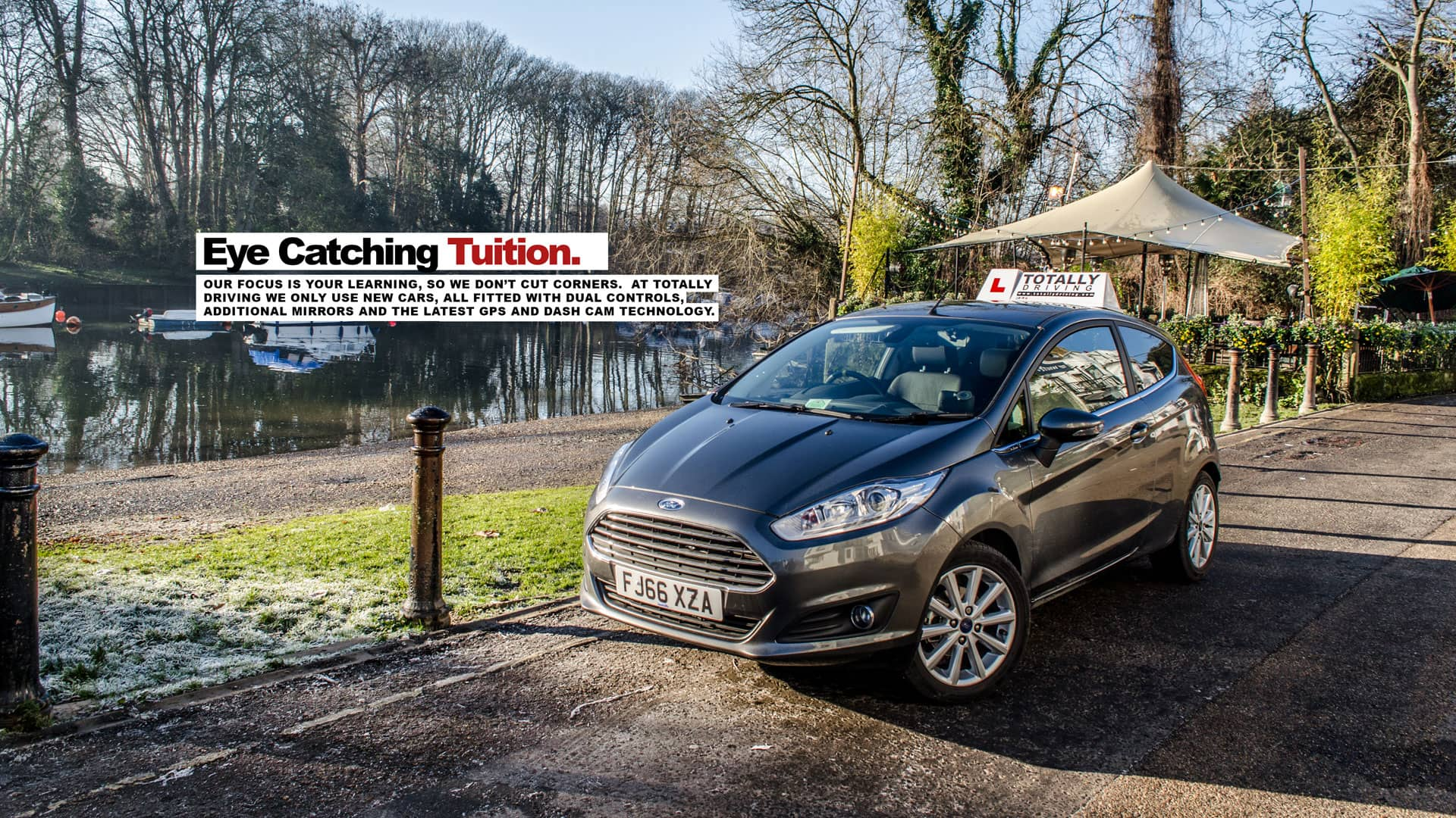 New Car for Driving Lessons in Surrey