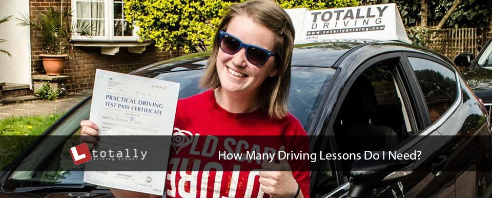 How Many Driving Lessons Do I Need?
