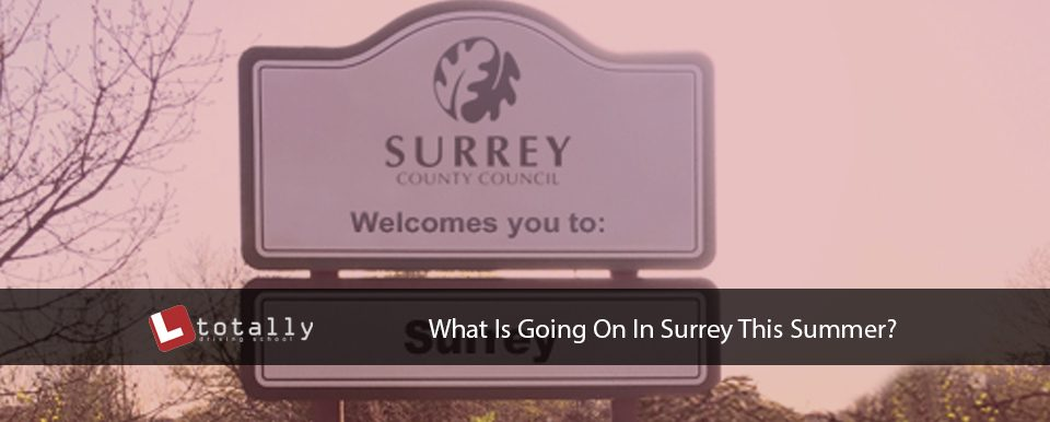 What Is Going On In Surrey This Summer