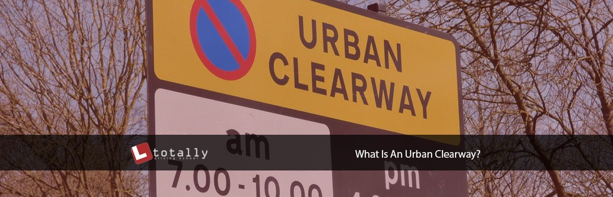 What Is An Urban Clearway